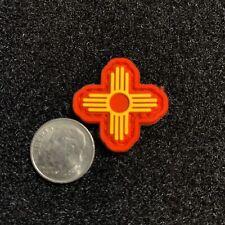 Zia Ranger Eye PVC Morale Patch New Mexico