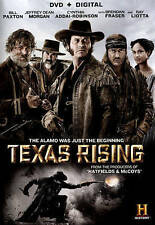 Texas Rising (DVD, 2016) No Digital copy