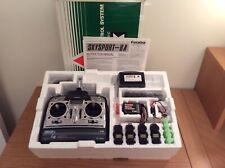 35mhz Futaba SkySport 6A Radio Control Set System Model Aircraft Aero Plane