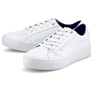 47331436-C Tommy Hilfiger Damen Sneaker aus Leder »City Dress« Gr. 41 *NEU*