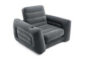 Intex Aufblasbarer Sessel 68565 Pull-Out Chair Sessel Luftsessel
