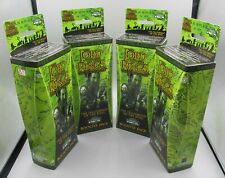 Lord of the Rings Combat Hex Fellowship 4 Booster Packs (2004) Sabretooth Games