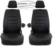 Auto Sitzbezüge Maßgefertigt VW Caravelle Kunstleder 1+1 Schonbezüge T5
