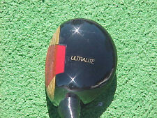 Wilson Ultralite Golf Club Brass Sole Refinished Solid 5 Wood w New Tour Grip