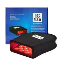 DGYAO LED Red Light Infrared Light Therapy Box Hand Pain Relief Gift for Mom Dad