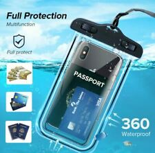 Universal Waterproof Phone Case PVC Bag Cover For Mobile Cell Phone iPhone