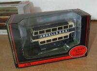 EFE Bus Die-cast model 1:76 Guy Arab I Utility Swindon Corporation