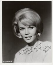 Dorothy Provine - Who's Minding The Mint, That Darn Cat - Signed 8x10 Photo