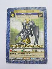 Digimon Card Blackwargreymon BO-229 Non-holo