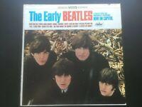 The BEATLES The Early Beatles 1976 Vinyl LP CAPITOL Orange Label Very Good Sound