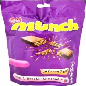 Nestle Munch Bars 200g Chocolates from india with free shipping