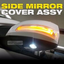 Led Side Mirror Cover Under Light Signal Repeater For HYUNDAI 2006-2009 Santa Fe