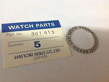 801615 Genuine Original Date Dial Disk Seiko 6102A 6117B 6118A 6138B 6145A 6146A