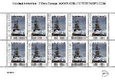 Nederland 2012 Ucollect Antarctica 17 Bark Europa schip vel  postfris/mnh