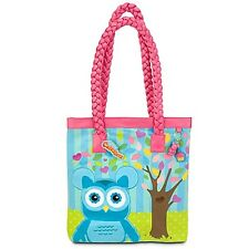 NEW Disney Authentic Cutesters Vinylmation Owl Tote Bag