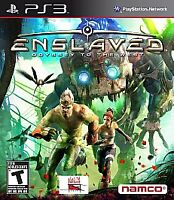 Enslaved  (Sony Playstation 3, 2010) NEW FACTORY SEALED!