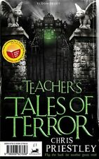 The Teacher's Tales of Terror / Traction City: A World Book Day Flip Book,Chris