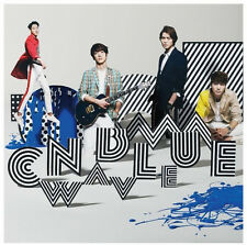 CNBLUE Japan 3rd Album [WAVE] Type A (CD + DVD) Limited Edition