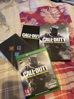 Call of Duty: Infinite Warfare (Microsoft Xbox One, 2016) Special Edition
