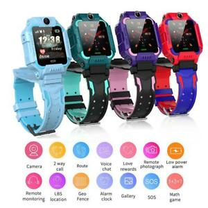 Q19 Smart Watch Waterproof Phone Children Plug-in Card Camera Position Bracelet