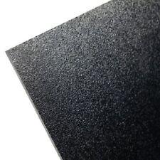 BLACK KYDEX V PLASTIC SHEET 0.080