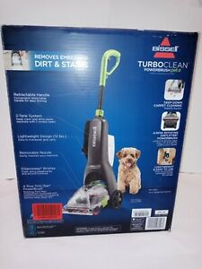 BISSELL TurboClean™ PowerBrush Pet Carpet Cleaner Shampooer | 2085