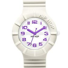 Orologio BREIL HIP HOP NUMBERS GLITTER Donna Bianco - hwu0525
