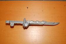 "Replacement Power Rangers Samurai Action Figure Sword Part 6"" Long"
