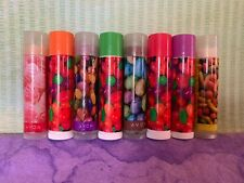 Avon Lip Balm-CHOOSE ONE-candy flavors-Banana-chocolate-Jelly Bean-Strawberry