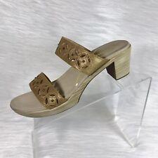e449d1e214 Naot Ultima Women's Heeled Sandals Gold Shimmer Size 41 US 10