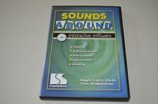 Sounds Abound Interactive Software Educational Kids Language Windows Mac Cd-Rom