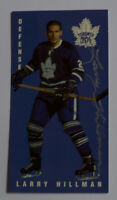 1994 Parkhurst Parkies Tall Boys Larry Hillman Authentic Signed card #118
