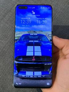 Huawei P40 Pro 5G 256GB Silver Frost (Unlocked) (Dual SIM) & Wireless Supercharg