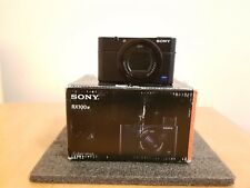 Sony DSC-RX100M4 DSC-RX100 M4 IV 4K Digital Camera