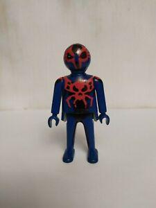 Playmobil Spiderman 2099 superhéroes marvel custom