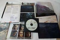 Until Dawn Press Kit PS4 - Until Dawn PS4 Media Press Kit Promo Collectors Rare