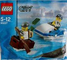 LEGO City 30227 Police Watercraft and 2 Figures Bagged