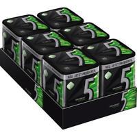 Wrigleys 5 Gum Electro Dose zuckerfreier Kaugummi mit Minz-Geschmack 6x35er Ds
