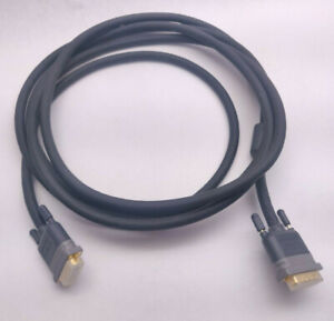 Belkin Pure AV High Performance Dual Link DVI Cable - 11 ft - Male to Male