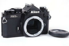Ex+ Nikon FM3A Black Camera Body w/ Cap No.235xxx