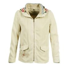 Stunning Desigual 'Chat Militar' Jacket, Great Embroidery Detail, 36(UK8), NWT