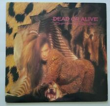 Dead Or Alive ‎Sophisticated Boom Boom Vinyl LP Record ALBUM Synth-Pop New Wave