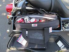"""Street Saddlebag ATV Rack COOLER BAG Guaranteed Not To Sweat 17""""x5""""x11"""" NEW"""