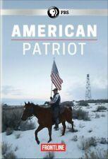 Frontline: American Patriot (Pbs Dvd, 2017) (documentary Bundy ranching family)