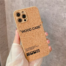 Wood Grain Design Phone Case Shockproof Cover For Iphone X Xr 11 12 Pro Max