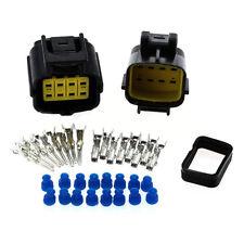 1 Set 8 polig Wasserdicht Steckverbinder Stecker Kabel Verbinder Auto Motorrad