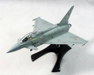 EF-2000A ITALIAN AIR FORCE 1/72 aircraft finished plane Easy model non diecast
