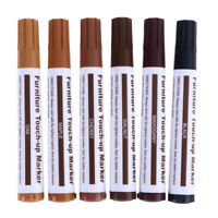 Set of 12 Assorted Wooden Furniture Repair Markers Stain Scratch Floor Pens NEW