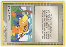 PROMO POKEMON NINTENDO N° 026 TROPICAL WIND (In MINT CONDITION) Very RARE