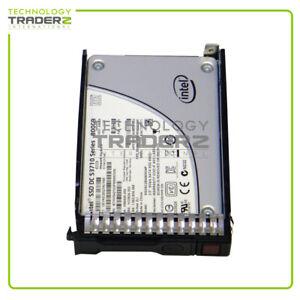 "804671-B21 HP 800GB SATA 2.5"" 6G Write Intensive-2 SSD 804638-003 W/ Tray"